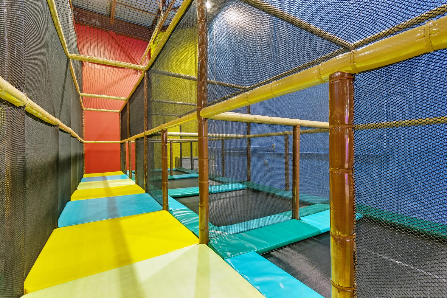 15,000 Square Feet of Family Fun at Playtopia Indoor Playground