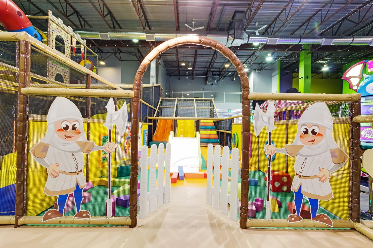 Playtopia Indoor Playground Vaughan