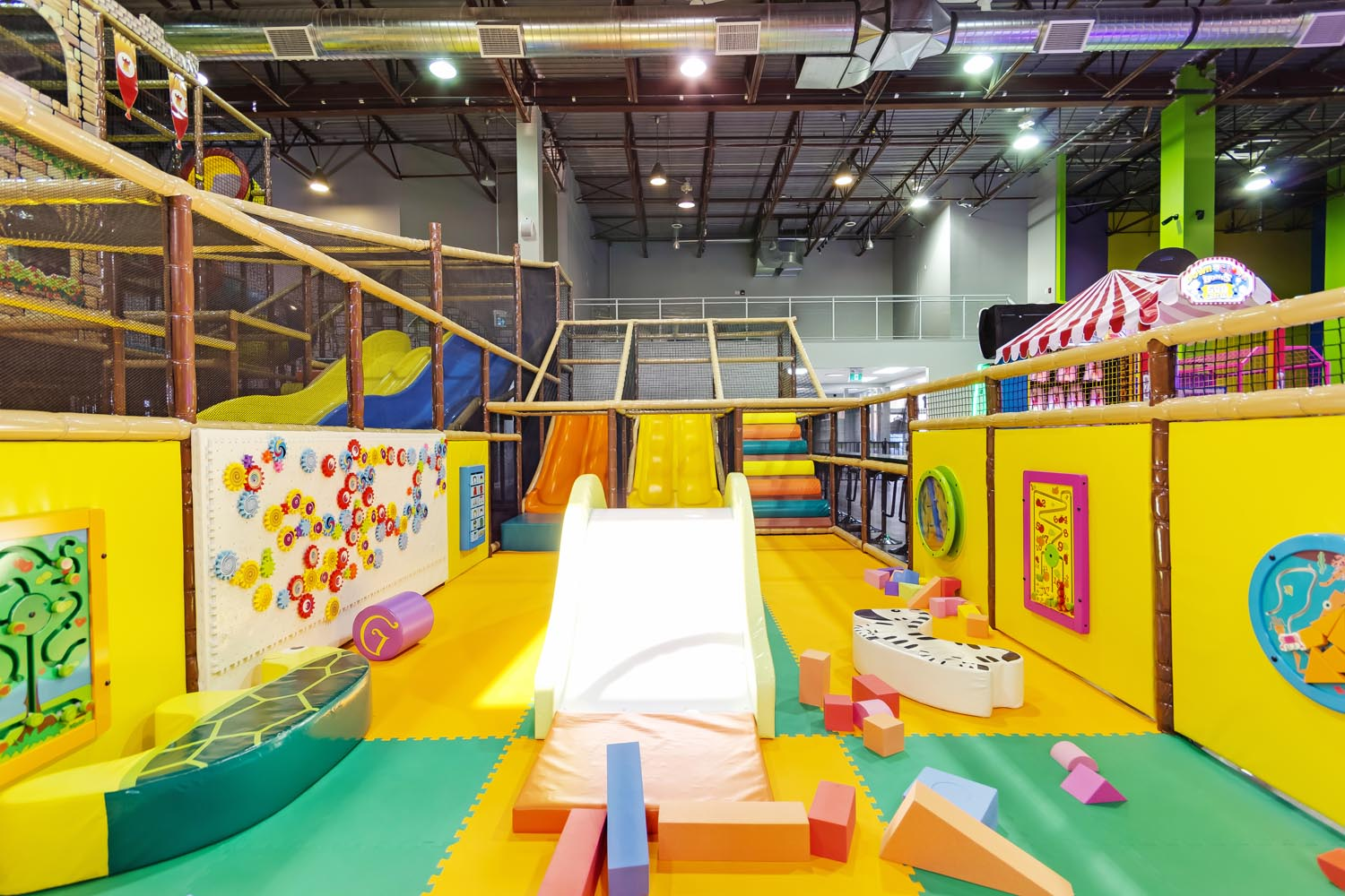 Kids Indoor Playground Toronto