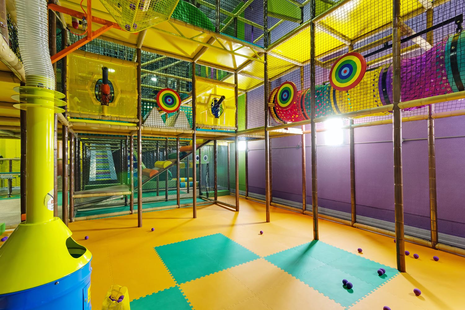 Playtopia Indoor Playground Toronto