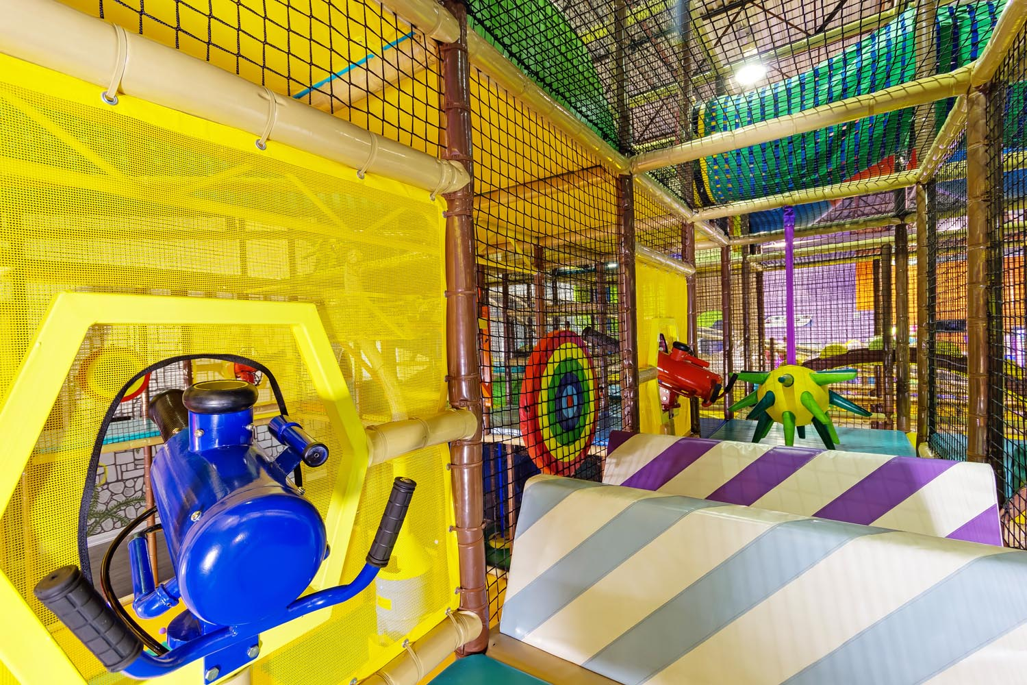 Indoor Kids Playground in Vaughan