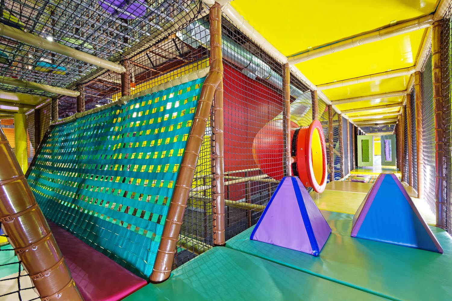 Kids Indoor Playground in Toronto
